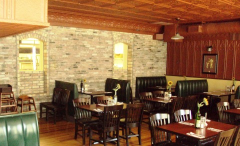 Rock River Pizza Co. - Dining Room