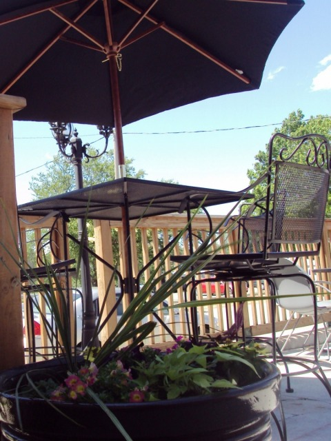 Rock River Pizza Co. - Patio